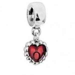 Pandora heart dangle